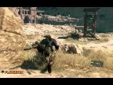 Metal Gear Solid V: The Phantom Pain - Episode 6 / Where do the bess sleep? - S Rank