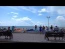 Вчера удалось поймать СОЛНЦЕ! Частный сектор у моря в Лазаревском, на улице Калараша. SOCHI RUSSIA