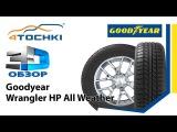 3D-обзор шины Goodyear Wrangler HP All Weather - 4 точки. Шины и диски 4точки - Wheels & Tyres