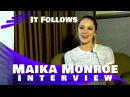 Maika Monroe Interview about 5th wave(2015)