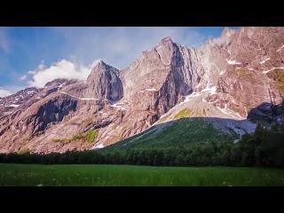 Самое красивое видео. Норвегия. Красоты природы в 4К