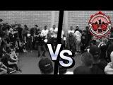 Girl Fitted Grab Queen Buckhype vs Lady Spartan Girl Slam