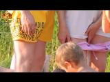 Эксклюзив  Переодевание на пляже  Видео Охота  Сексуальная девушка  Enjoy.su  H&ampB