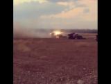 2015 г. Наступательная операция 4-го штурмового корпуса ВС Сирии.