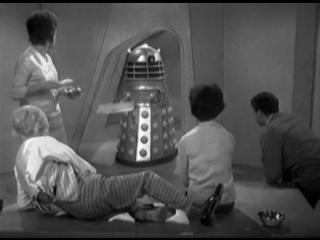 Классический Доктор Кто .Classic Doctor Who - 1.07 - Побег