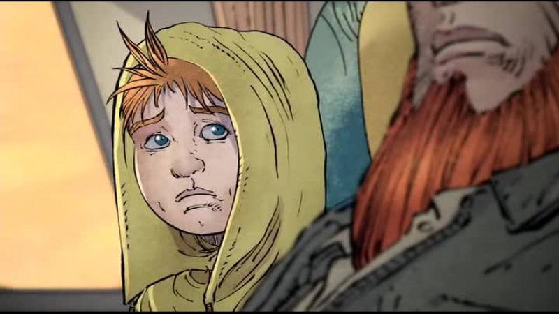 Рыцари Марвел. Вечные 10 серия из 10 / Marvel Knights. Eternals Episode 10 (2014) Rus Русская Озвучка
