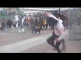 Танец Джеффа убийцы и безглазого Джека