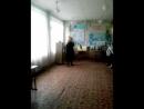 """На конкурсе Талантов в школе(cover """"Первая Кровь,Суинни Тодд"""")"""