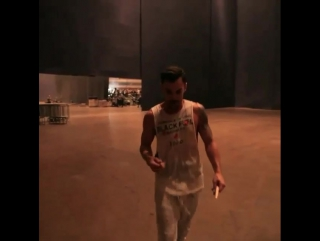 Shannon Leto - Drumsticks freestyle