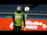 BEHIND THE SCENES JAPAN 2015 (Day 6): River Plate - FC Barcelona preview