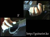 Крематорий - Маленькая девочка (Уроки игры на гитаре Guitarist.kz)