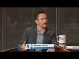 Actor Jonathan Tucker Joins The RE Show In-Studio - 101415