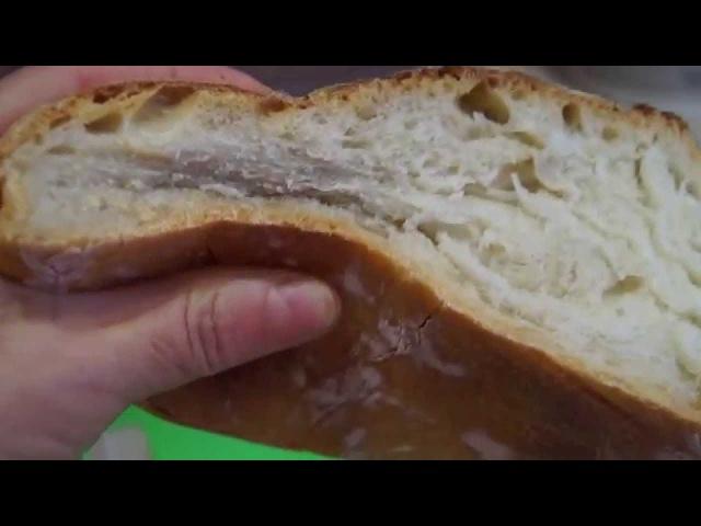 Хлеб ЧИАБАТТА - простой рецепт!