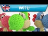 Yoshi's Woolly World - Cute amiibo patterns! (Wii U)