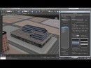 3ds Max Creating City Blocks Part 23 Creating Buildings with Multiple Footprints