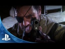 Metal Gear Solid V The Phantom Pain E3 2014 PS4 PS3