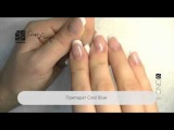 ОлеХаус - Видео мастер-класс по дизайну ногтей к новому году, «Ледяная скульптура»