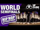 (UC) The Royal Family - New Zealand (Silver Medalist MegaCrew Division) @ HHI's 2015 World Semis