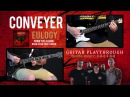 "CONVEYER ""Eulogy"" Guitar Playthrough"