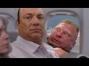 Brock Lesnar Stalking Paul Heyman