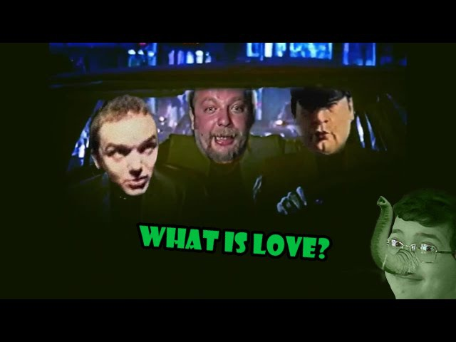 Зелёный Слоник - What is Love?
