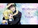 Yuuram ❤ 「Kyo Kara Maoh!」