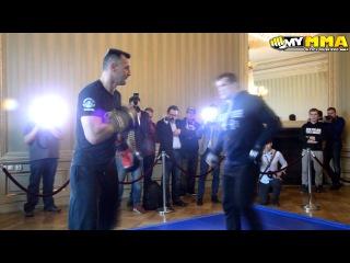UFC Fight Night Kraków: Mirko