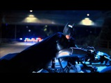 The Dark Knight Rises - Batman's First AppearanceHD