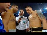 Усик vs Родригес (весь бой 12.12.2015) - Большой бокс - Интер