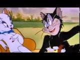 Том и Джерри мультфильм: Solid Serenade (Твердая Серенада)