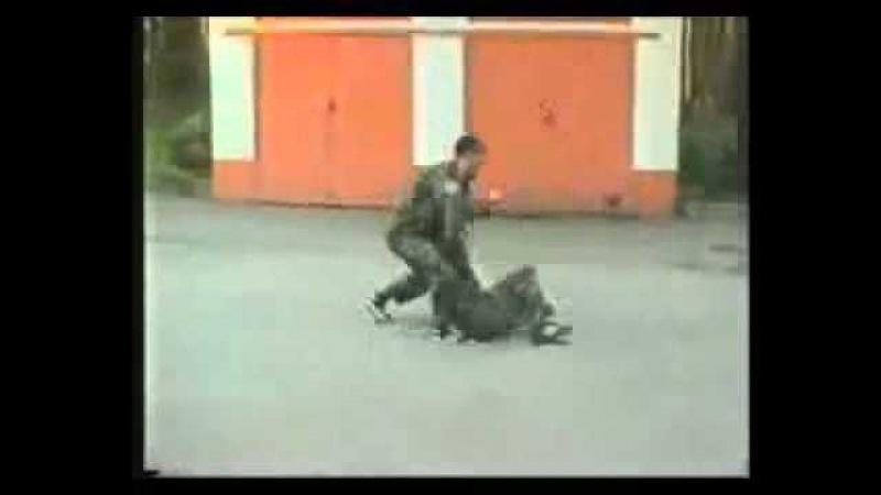 Спецназ ГРУ. Рукопашный бой
