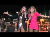 Sabrina Salerno &amp Jo Squillo   Siamo donne   Sanremo 1991