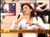 Sabrina Salerno - Entrevista 2008 (Spain TV)