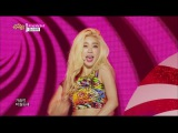 [Comeback Stage] GIRL'S DAY - Ring My Bell, 걸스데이 - 링마벨, Show Music core 20150711 кфк