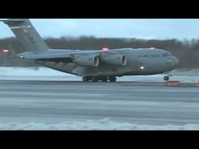 NATO Air Base Ulyanovsk