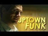 Uptown Funk - The Man From U.N.C.L.E.