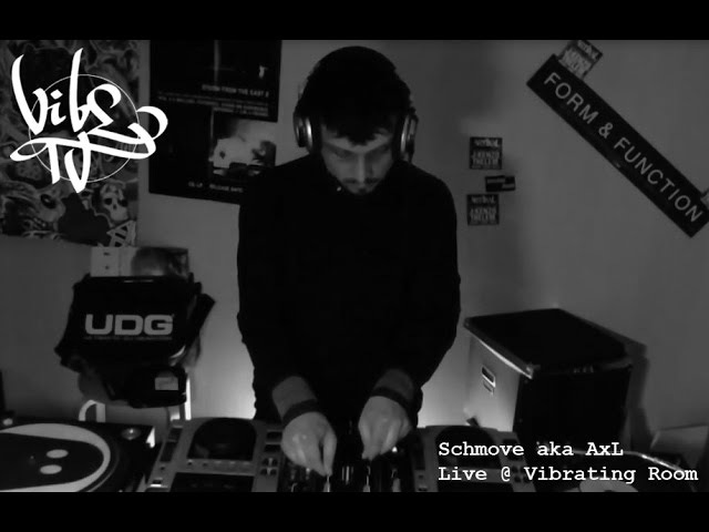 Schmove (halfstep) @ Vibrating Room (15.04.15)