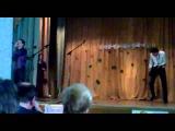 Чак Берри выступает в школе