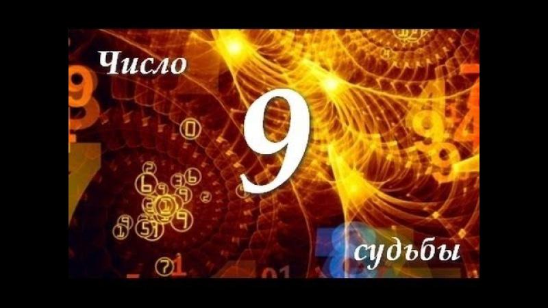 Число Судьбы 9. Астротиполог - Нумеролог - Дмитрий Шимко