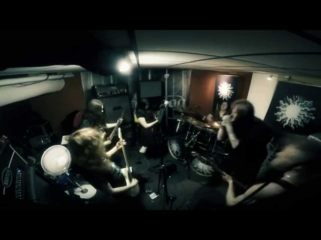 Wormwood Godless Serenade Rehearsal Video April 2015