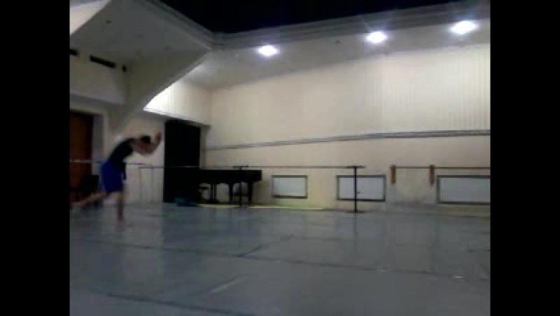 Майстер-клас Артема Гордєєва