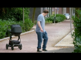 Чудо коляска от Volkswagen