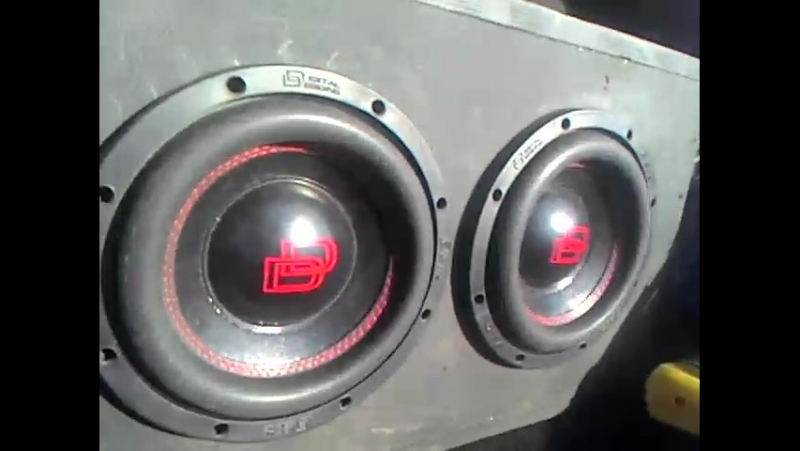 Bass Ballin dd508 red line