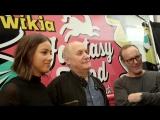 Интервью Хлои Беннет, Кларка Грегга и Джеффа Лоеба на NYCC2015