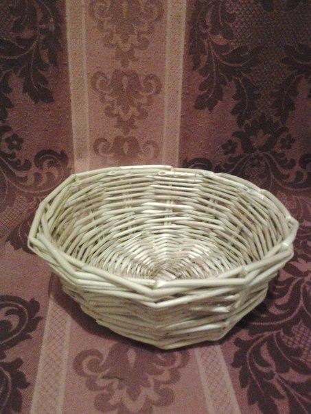 схемы плетение из лозы для