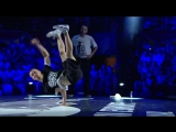 B-Boys Final Battle Robin (Ukraine) vs. Killa Kolya (Kazakhstan)