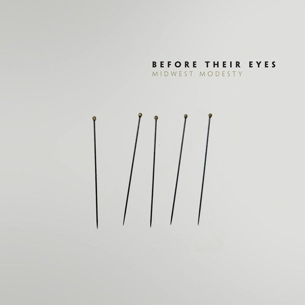 Before Their Eyes - We Won't Make the Same Mistake Again [new track] (2015)