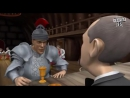 Мультфильм Сказочная Русь - , 2 сезон, все серии  1 - 6 серии мультфильма о нелегкой жизни политиче