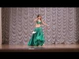 Файзулина Эля, соло классика на фестивале