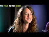 Yahoo entrevista Kaya Scodelario e Dylan OBrien